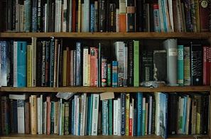 See my bookshelf